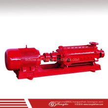 High Pressure Fire Fighting Electric Motor Water Pump