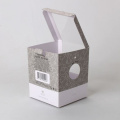 Display Foldable Paper Gift Box for Baby Clothing