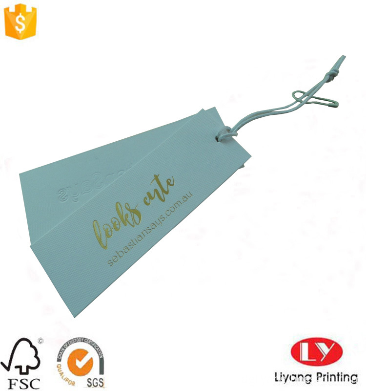 paper swing tag