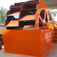 Machine à laver de sable de silice d'usine de traitement de pierre de quartz