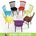 High Back Stylish Portable Antique Wood Barcelona Chair
