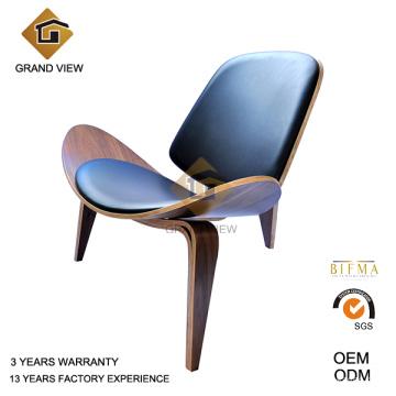 Chaise en bois meubles chinois (GV-CH07)