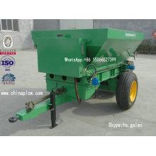 L'agriculture utilise un épandeur d'engrais de tracteur 1500L avec le meilleur prix