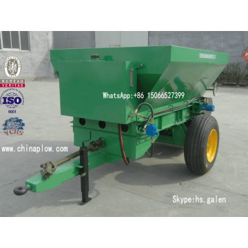 Esparcidor de fertilizante de maquinaria agrícola emparejado con tractor 40-60HP