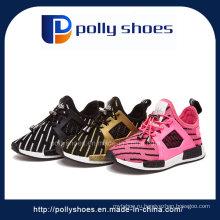 Летняя мода Красный Non-Slip Сток девочка EVA Детская обувь