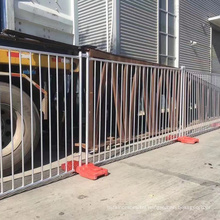 Custom 2.1x2.4m removable backyard temporary building site security fencing