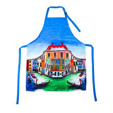 2018 KEFEI Polyester Custom Novelty Chef Apron With Picture