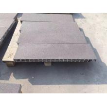 Conducto de fibra de vidrio resistente, zanja, cubiertas de cárcavas