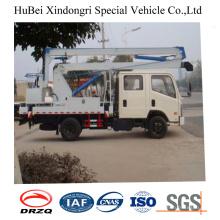 14m Foton Truck Aerial Work Platform with Crane