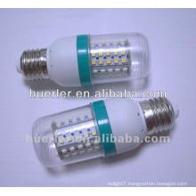 E26 5w 500 lumen led bulb light 72 led smd3528