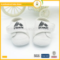 soft comfortable cotton fabric white baby kids sports shoes