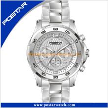 Reloj mecánico de múltiples funciones Psd-2903 de los hombres de la manera de la alta calidad