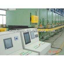 Passou CE e ISO PU painel de sanduíche máquinas fabricadas na China