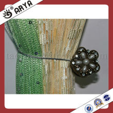 decorative magnetic curtain clips