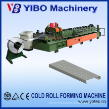 Metal Structure Cee Steel Type Galvanized Steel Purlin Making Machine