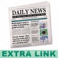 Günstige Großhandel Benutzerdefinierte Drucken gebrauchte Zeitung zu verkaufen