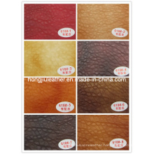 European Style Furniture Leather (618#)