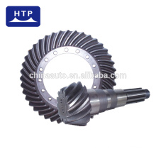 High performance transmission gear parts crown wheel and pinion for Belaz 548B-2402020 7523-2402020 100kg 140kg