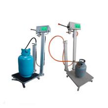 Kochgasfüllmaschine für Gasflasche