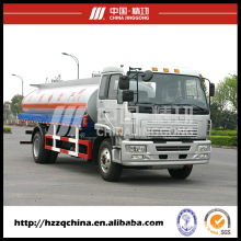 Chemical Liquid Tank Truck (HZZ5165GHY) for Sale