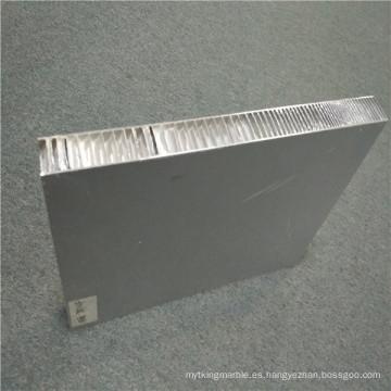 Paneles de pared de panel de aluminio ignífugo