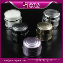 Plastic Jar And Cosmetic Packaging High Quality Easy Acrylic Container