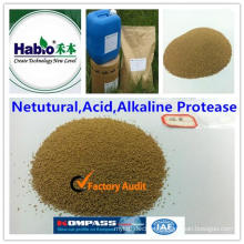 Qualified Strain Based Acid Protease