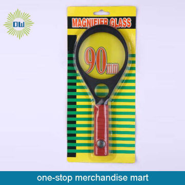 Gift pocket magnifier