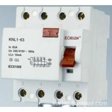 Hot Sale Residual current Circuit Breaker(RCCB)