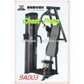 latest incline chest press machine/ commercial fitness equipment / pin-loaded fitness equipment
