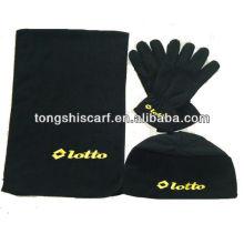 PT001 зима флис шарф комплект