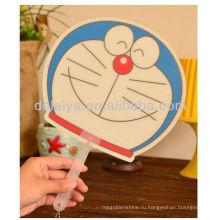 Летние промо мультфильм PP стороны вентилятора для малышей и взрослых.