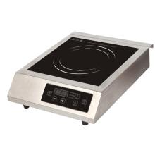 Actualização aprovada ETL / cETL Internacional IC-1800WN 120 V Cooktop indução comercial de bancada SM-A83