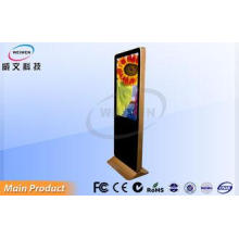 Stand Alone Interactive Digital Signage LCD Advertising Dis