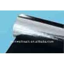 Carbon Fiber Cloth with Aluminium