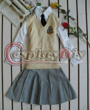 Beautiful adult winter girl middle school uniforms wholesale