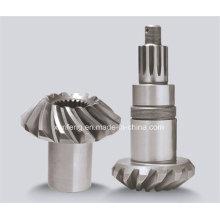 Engranaje helicoidal de alta calidad para excavadora