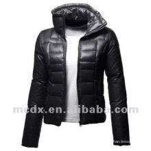 Short design fashion ladies down coat