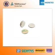 D20 * 1.5mm N42 Imán de neodimio