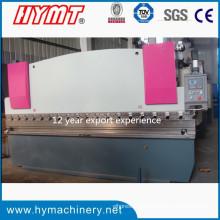 Prensa hidráulica de control CNC de tipo simple Wc67k-160X3200