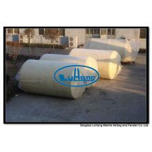 Guardabarros inflable de PVC