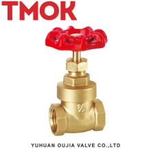 sand blasting chrome plated brass gate valve
