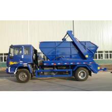 Sinotruk 4X2 12 M3 Arm Type Garbage Truck