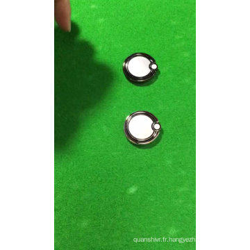 Support de support de téléphone de vente spéciale de conception de bague de doigt de Taiji de conception chaude avec la qualité pour tout le téléphone intelligent magnétique
