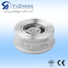 Wafer Stainless Steel Check Valve Manufacturer in China