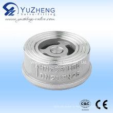 Пластины Нержавеющая сталь обратный клапан Производитель в Китае