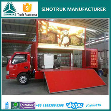 Factory supply Top quality led mobile stage truck for sale