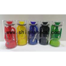 Высокое качество силикона кальян наргиле некурящих трубы кальян