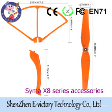Fluorescence Propellers Blades SYMA X8C X8 For RC VENTURE Quadcopter Helicopter Drone Accessories Spare Part Parts