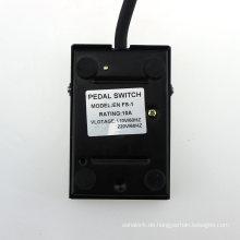 10A 110 V / 220 V Elektrische Fußschalter Fußschalter Schalter Pedal Schalter En Fs-1
